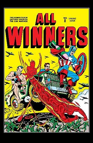 All-Winners Comics (1941-1946) No.8
