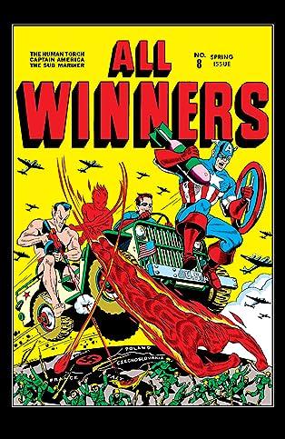 All-Winners Comics (1941-1946) #8