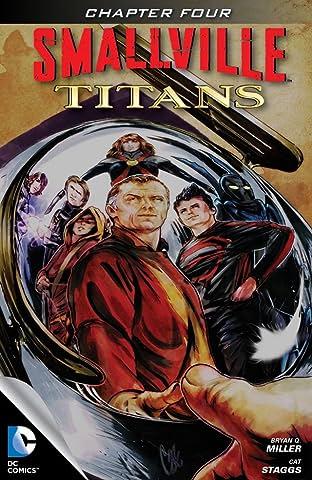 Smallville: Titans #4 (of 4)