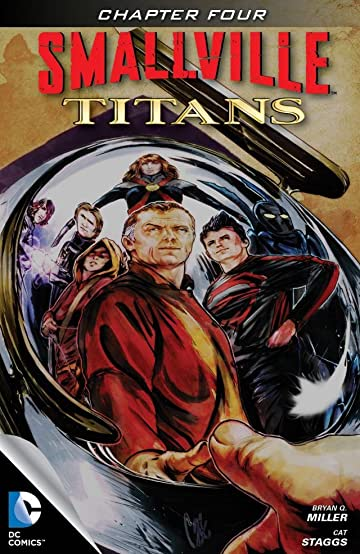 Smallville: Titans #4 (of 4)