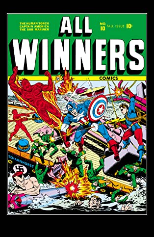 All-Winners Comics (1941-1946) #10