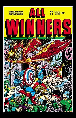 All-Winners Comics (1941-1946) #11