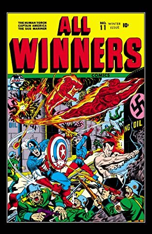 All-Winners Comics (1941-1946) #11
