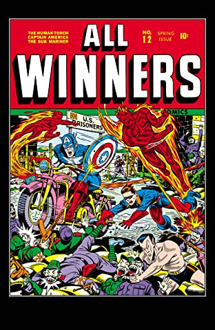 All-Winners Comics (1941-1946) #12