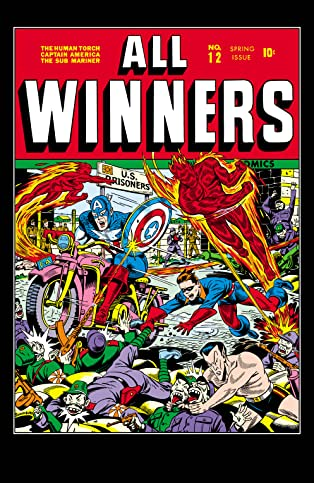 All-Winners Comics (1941-1946) #12