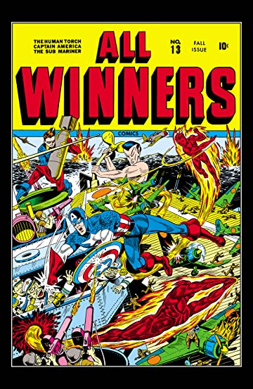 All-Winners Comics (1941-1946) #13