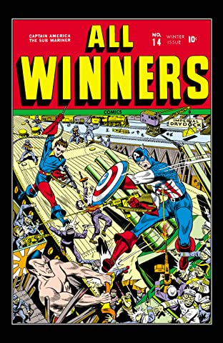 All-Winners Comics (1941-1946) #14