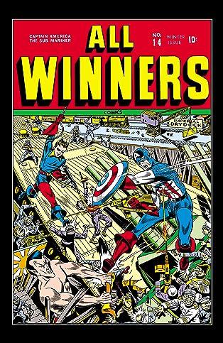 All-Winners Comics (1941-1946) #14