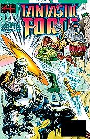 Fantastic Force (1994-1996) #8