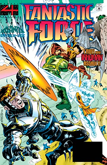 Fantastic Force (1994-1996) #8