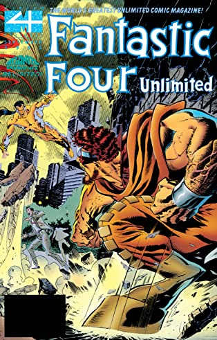 Fantastic Four Unlimited (1993-1995) #11