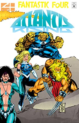 Fantastic Four: Atlantis Rising (1995) #2