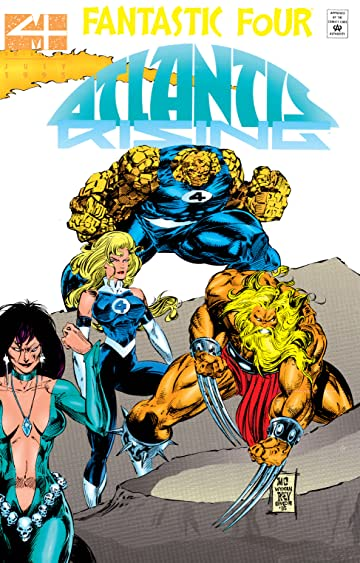 Fantastic Four: Atlantis Rising (1995) #2