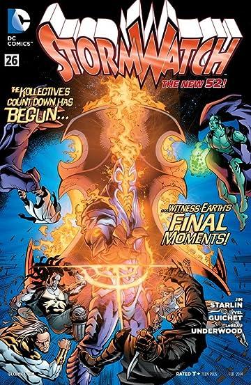 Stormwatch (2011-2014) #26