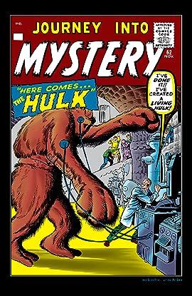 Journey Into Mystery (1952-1966) #62