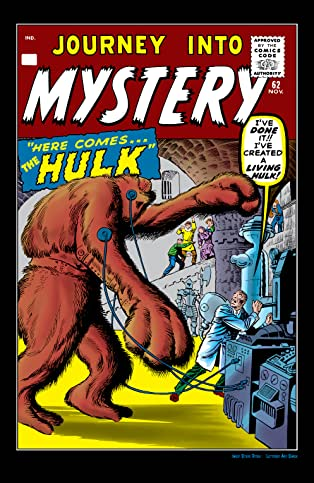 Journey Into Mystery (1952-1966) #62