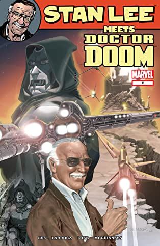 Stan Lee Meets Dr. Doom (2006) #1