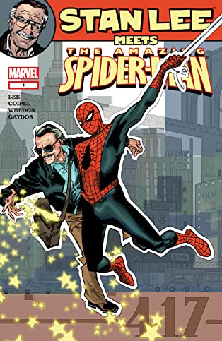 Stan Lee Meets Spider-Man (2006) #1