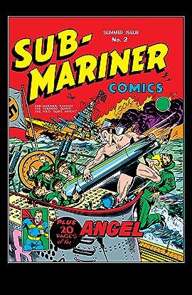 Sub-Mariner Comics (1941-1949) #2