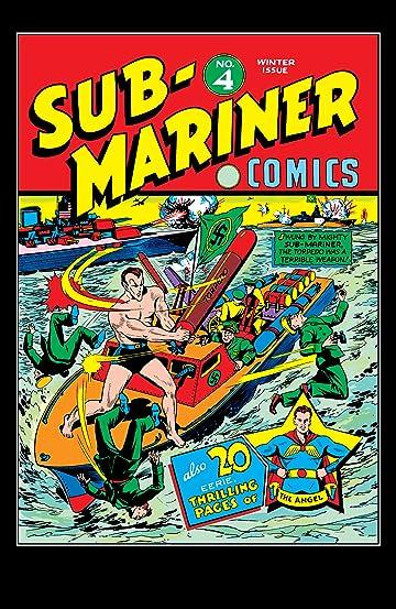 Sub-Mariner Comics (1941-1949) #4