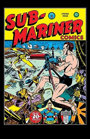 Sub-Mariner Comics (1941-1949) #5