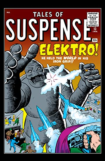 Tales of Suspense (1959-1968) #13