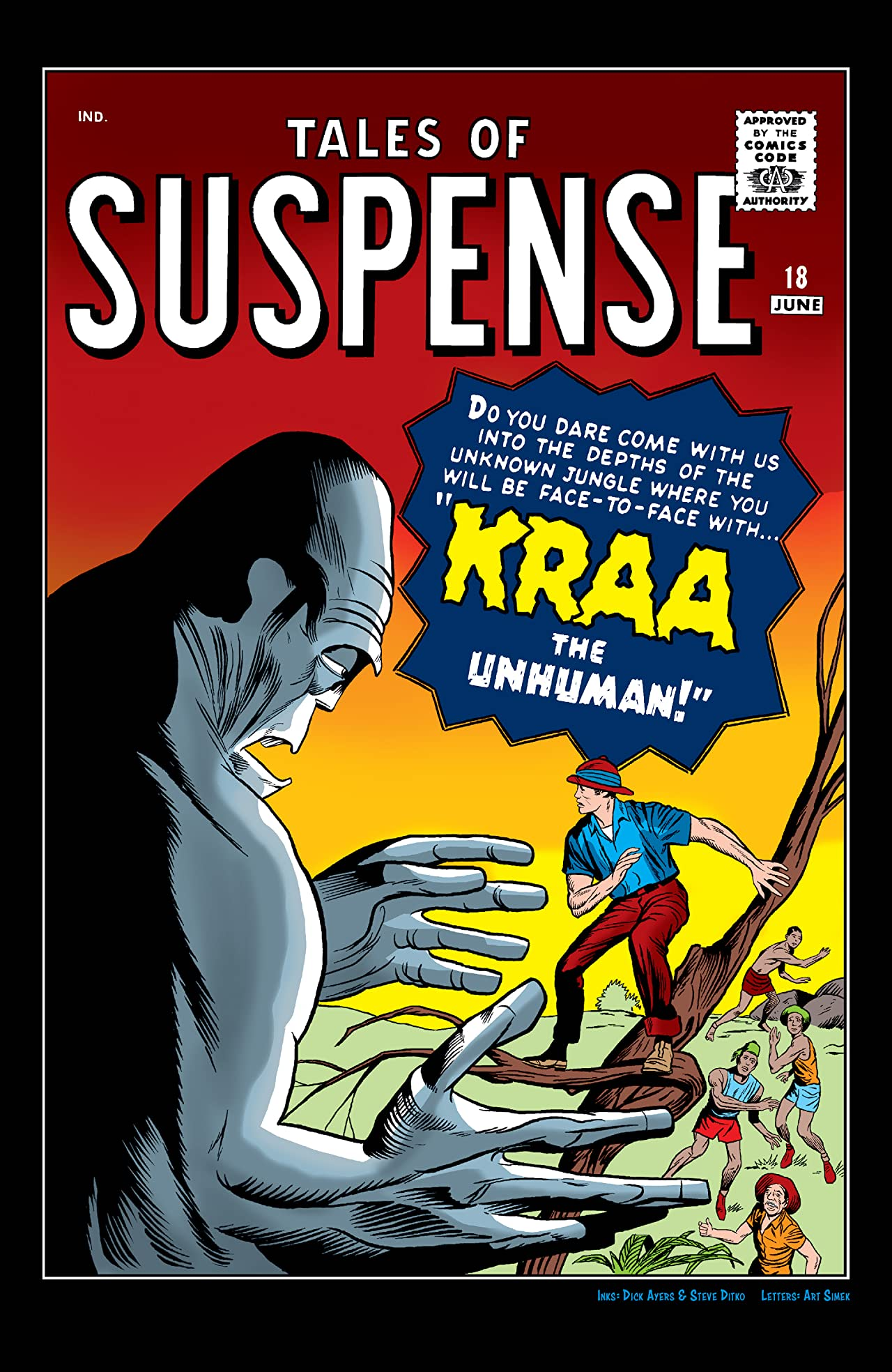 Tales of Suspense (1959-1968) #18