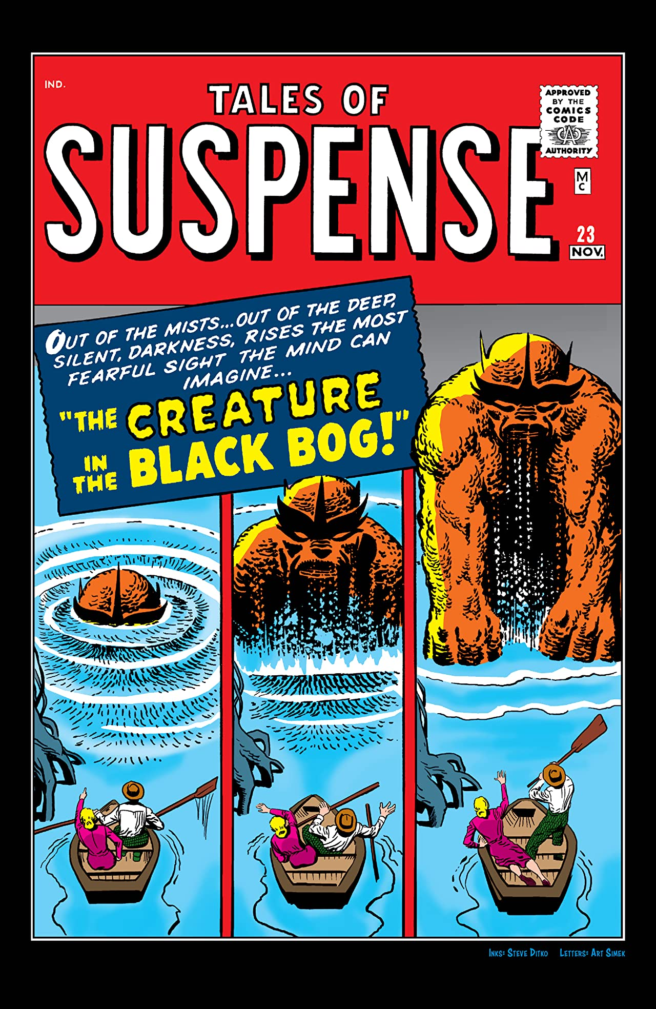 Tales of Suspense (1959-1968) #23