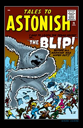 Tales to Astonish (1959-1968) #15