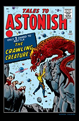 Tales to Astonish (1959-1968) #22