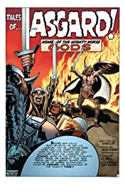 Thor: Tales Of Asgard by Stan Lee & Jack Kirby (2009) #1 (of 6)