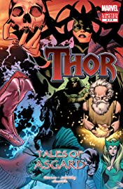 Thor: Tales Of Asgard by Stan Lee & Jack Kirby (2009) #5 (of 6)