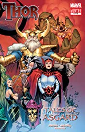 Thor: Tales Of Asgard by Stan Lee & Jack Kirby (2009) #6 (of 6)