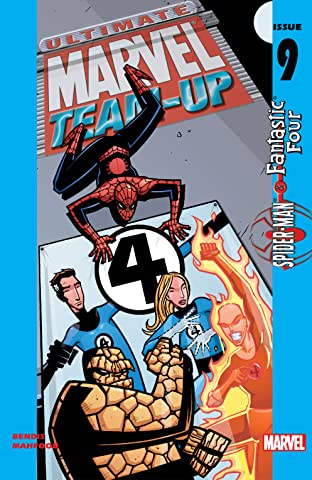 Ultimate Marvel Team-Up (2001-2002) #9