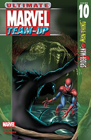 Ultimate Marvel Team-Up (2001-2002) No.10