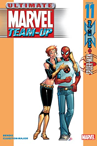 Ultimate Marvel Team-Up (2001-2002) #11