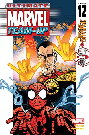 Ultimate Marvel Team-Up (2001-2002) #12