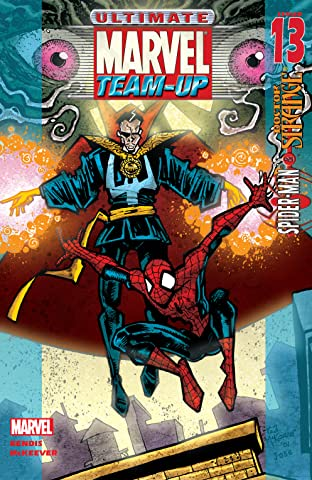 Ultimate Marvel Team-Up (2001-2002) #13