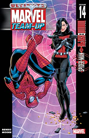 Ultimate Marvel Team-Up (2001-2002) No.14