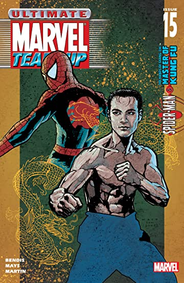 Ultimate Marvel Team-Up (2001-2002) #15
