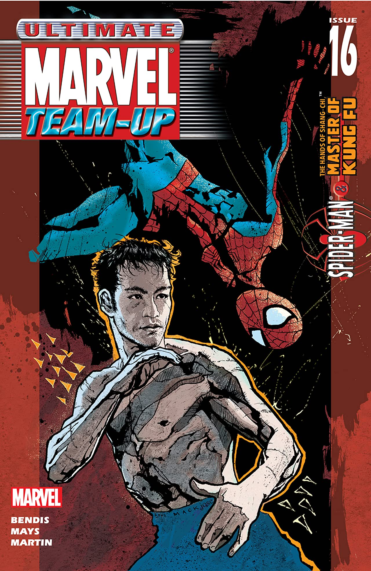 Ultimate Marvel Team-Up (2001-2002) #16