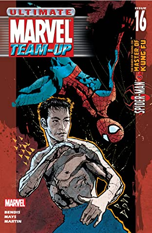 Ultimate Marvel Team-Up (2001-2002) No.16