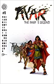 Ayar The Inka's Legend #1