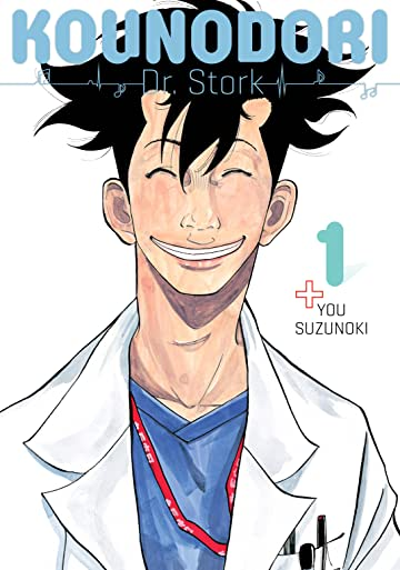 Kounodori: Dr. Stork Vol. 1
