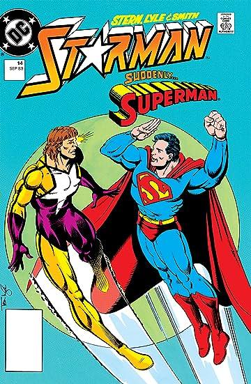 Starman (1988-1992) #14