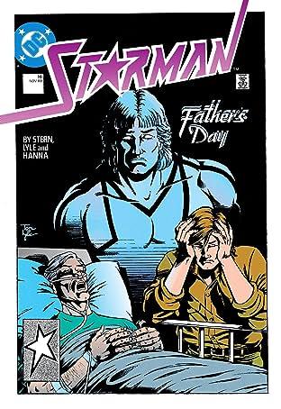 Starman (1988-1992) #16