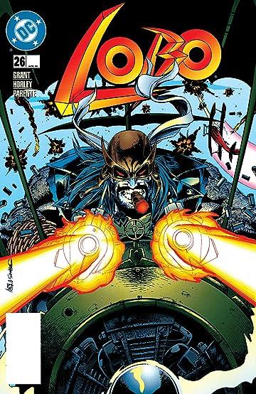 Lobo (1993-1999) #26
