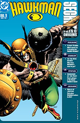 Hawkman: Secret Files and Origins (2002) #1
