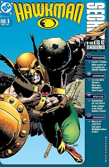 Hawkman: Secret Files and Origins (2002) #1