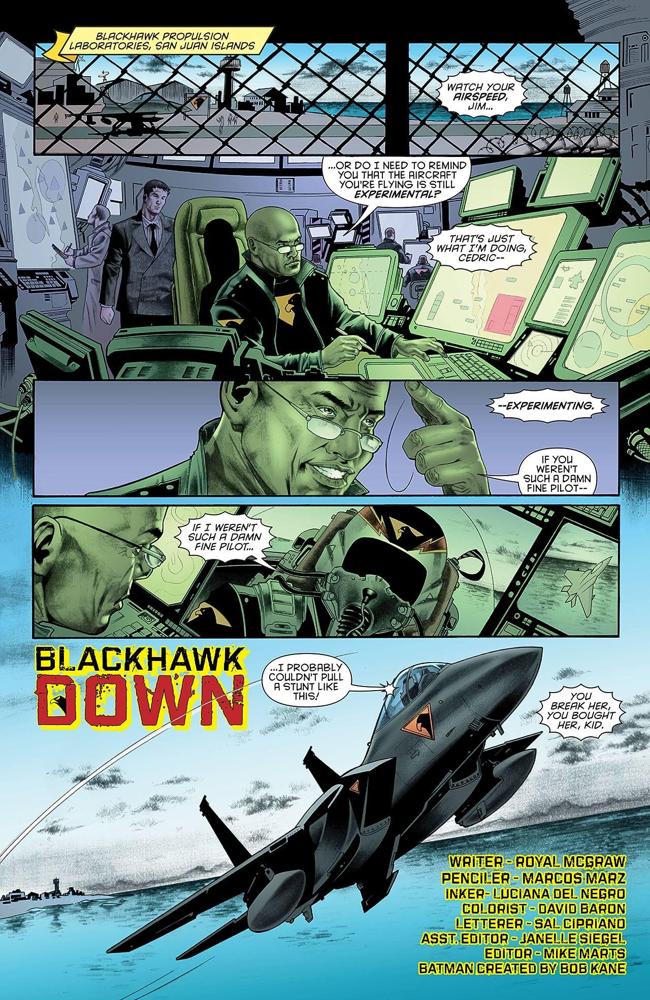 Batman Confidential (2006-2011) #36